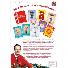 Load image into Gallery viewer, Mister Rogers Neighborhood Board Game - Roll2Learn