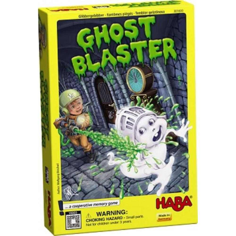 Ghost Blaster - Roll2Learn