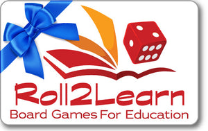 Gift Card - Roll2Learn