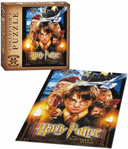 Harry Potter and The Sorcerer's Stone Puzzle - 550 Piece - Roll2Learn