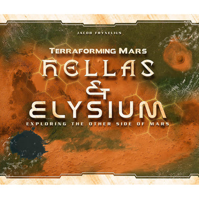 Terraforming Mars - Hellas and Elysium Expansion - Roll2Learn
