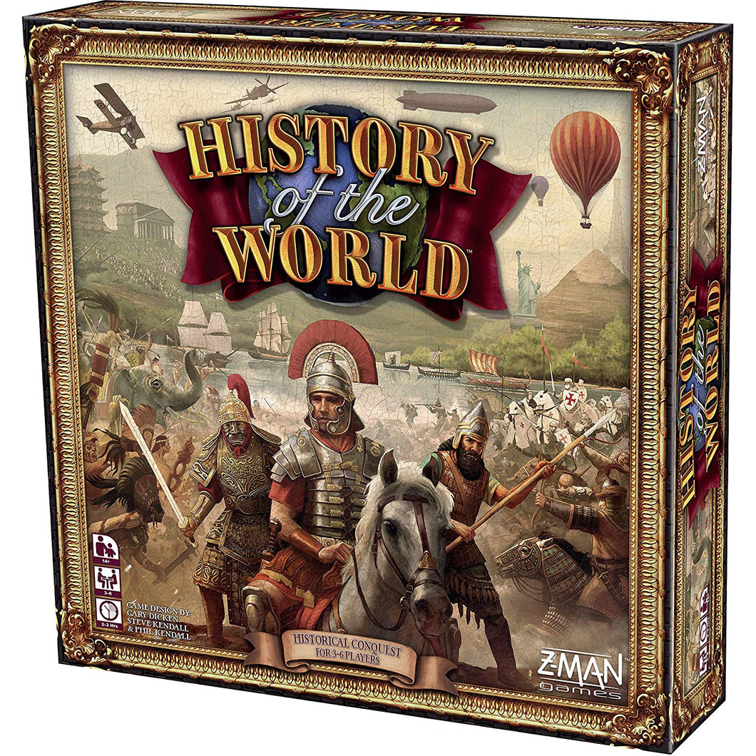 History of the World - Roll2Learn