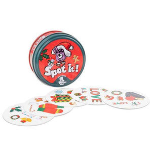 Spot It - Holiday (Small Tin) - Roll2Learn