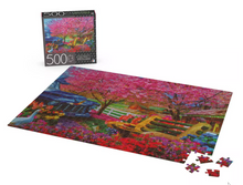 Load image into Gallery viewer, Premium Foil - Home is Where the Heart is Puzzle 500pc - Roll2Learn