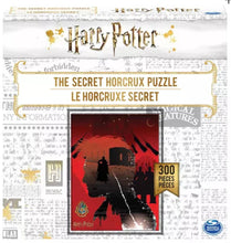 Load image into Gallery viewer, Harry Potter The Secret Horcrux 300 Piece Jigsaw Puzzle - Roll2Learn