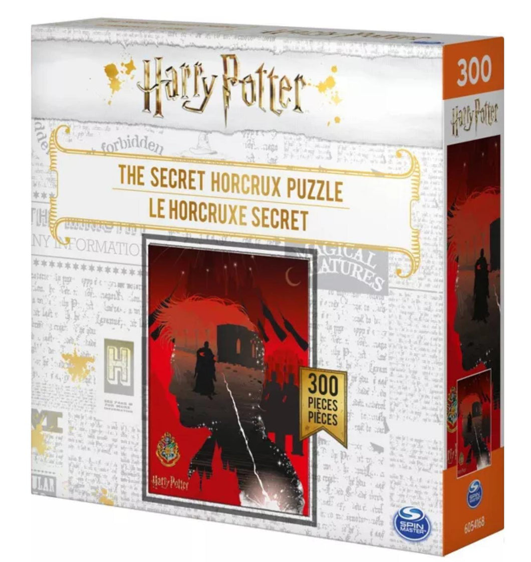 Harry Potter The Secret Horcrux 300 Piece Jigsaw Puzzle - Roll2Learn