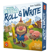 Load image into Gallery viewer, Imperial Settlers - Roll and Write - Roll2Learn