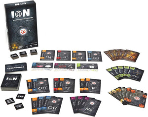 Ion - A compound Building Game - Roll2Learn