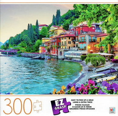 Holidays in Italy - 300 (Large) EZ Grasp - Piece Jigsaw Puzzle - Roll2Learn
