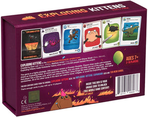 Exploding Kittens - Party Pack - Roll2Learn