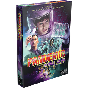 Pandemic - In the Lab - Roll2Learn