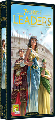 7 Wonders New Edition - Leaders Expansion - Roll2Learn
