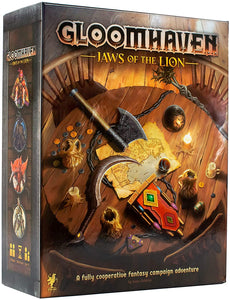 Gloomhaven - Jaws of the Lion - Roll2Learn