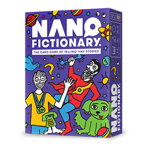 Nanofictionary - Roll2Learn