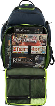 Load image into Gallery viewer, Ultimate Boardgame Backpack - Navy - Roll2Learn