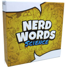 Load image into Gallery viewer, Nerd Words - Science - Roll2Learn