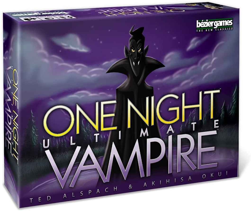 One Night Ultimate Vampire - Roll2Learn