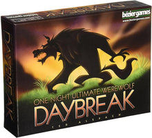 Load image into Gallery viewer, One Night Ultimate Werewolf - Daybreak - Roll2Learn