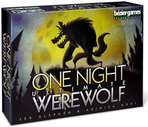 One Night Ultimate Werewolf - Roll2Learn