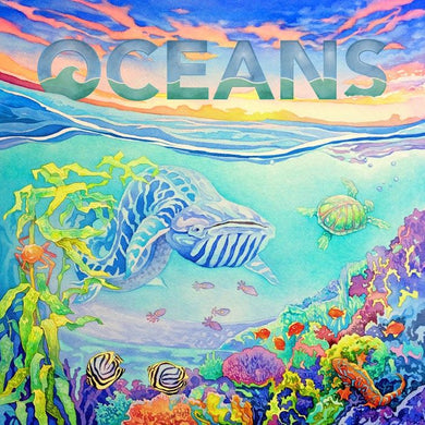 Evolution - Oceans Kickstarter Limited Edition - Roll2Learn