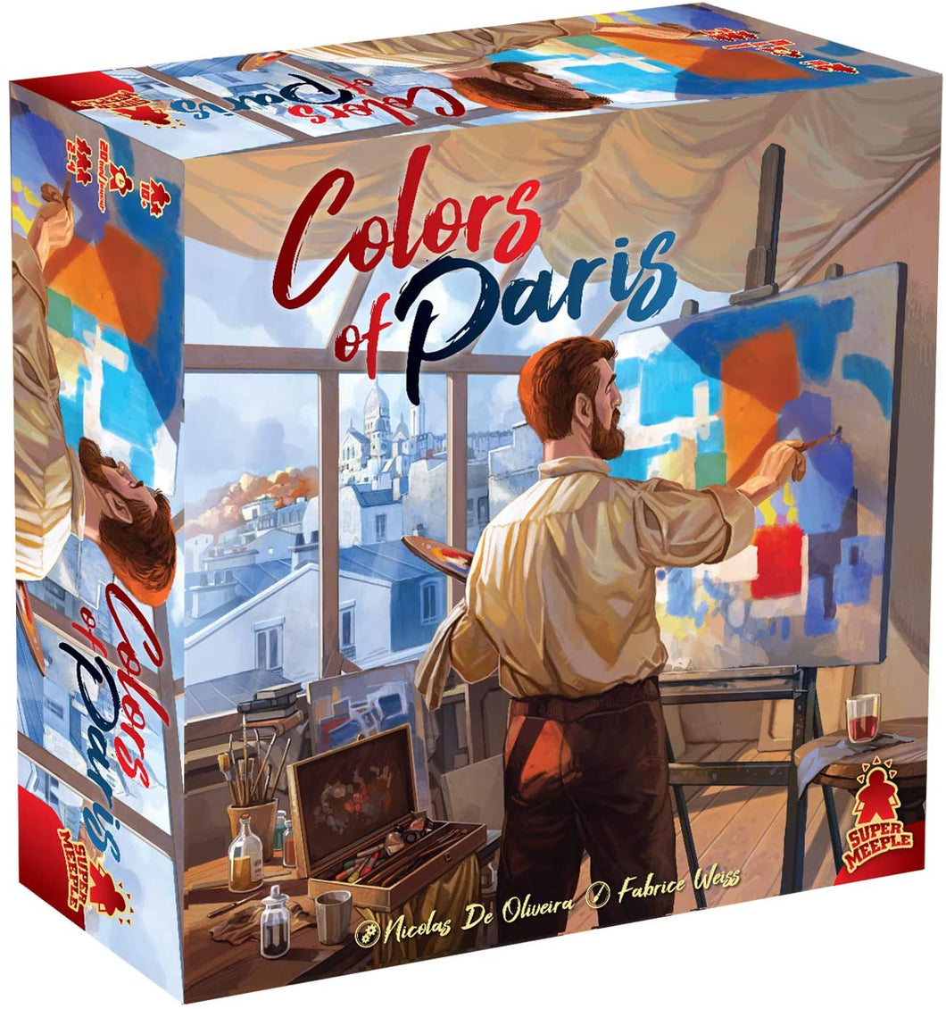Colors of Paris - Roll2Learn
