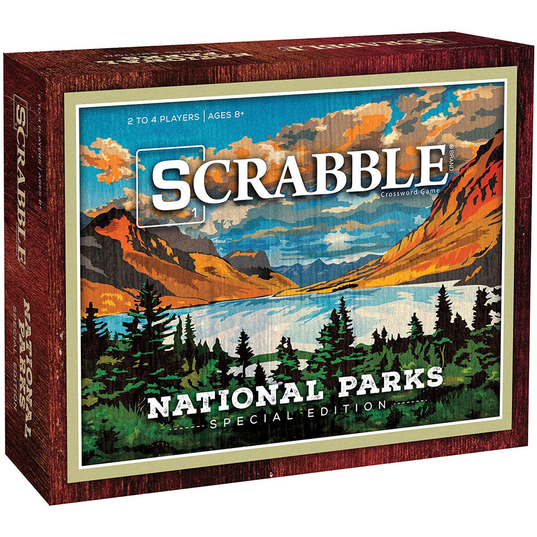 National Parks Scrabble - Roll2Learn