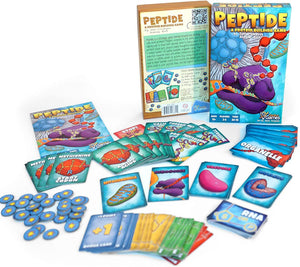 Peptide - A Protein Building Game - Roll2Learn