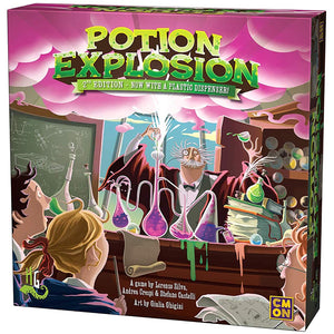 Potion Explosion 2nd Edition - Roll2Learn
