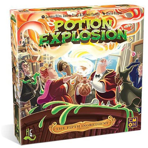 Potion Explosion - The Fifth Ingredient (Expansion) - Roll2Learn