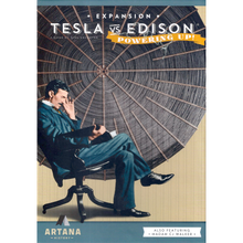 Load image into Gallery viewer, Tesla vs Edison - Powering Up! Expansion - Roll2Learn