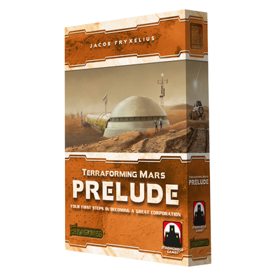 Terraforming Mars - Prelude Expansion - Roll2Learn