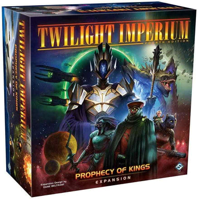 Twilight Imperium - Prophecy of Kings - Roll2Learn
