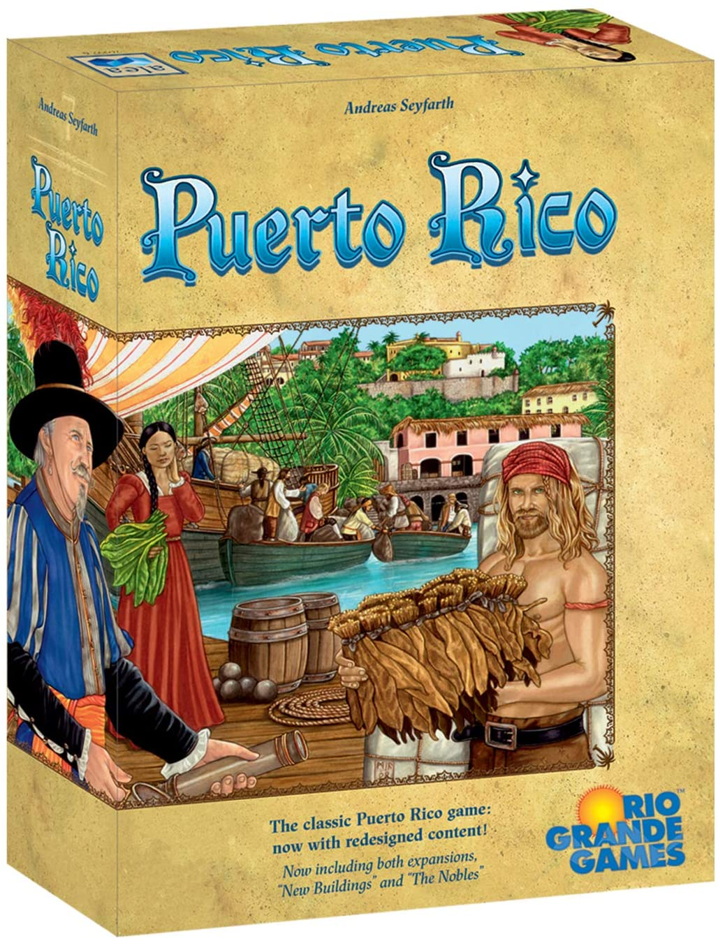 Puerto Rico - Deluxe Edition - Roll2Learn