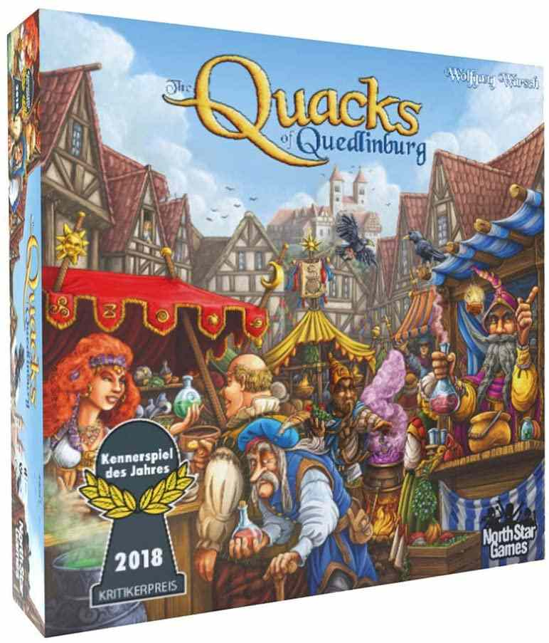 The Quacks of Quedlinburg - Roll2Learn