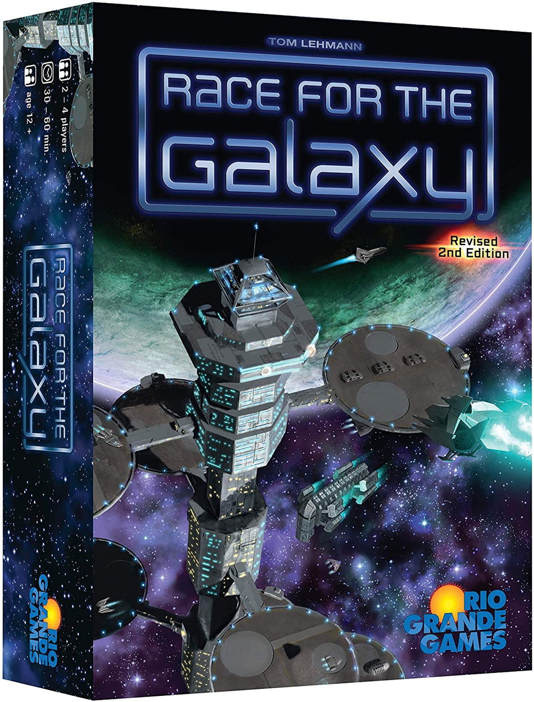Race for the Galaxy - Roll2Learn