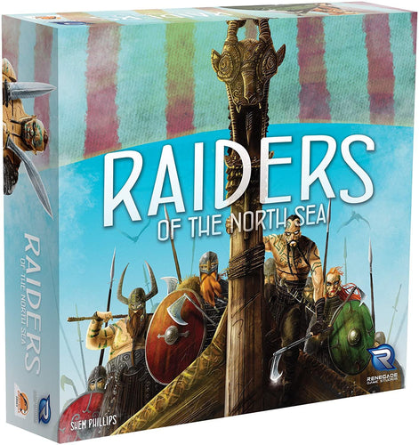 Raiders of the North Sea - Roll2Learn