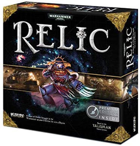 Warhammer 40k Relic - Premium Edition - Roll2Learn