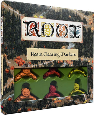 Root - Resin Clearing Markers - Roll2Learn