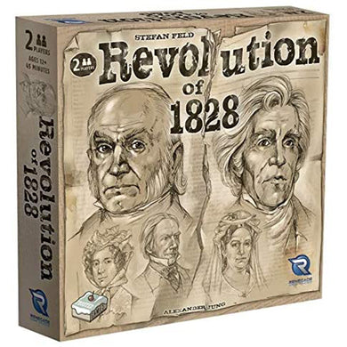 Revolution of 1828 - Roll2Learn