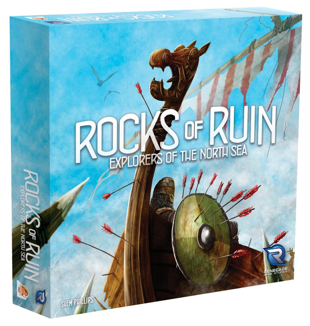 Explorers of the North Sea - Rocks of Ruin - Roll2Learn