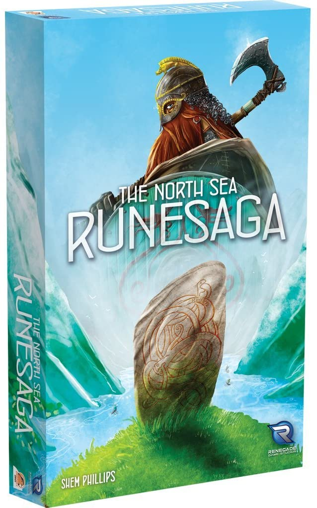 The North Sea Runesaga - Roll2Learn