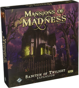 Mansions of Madness - Sanctum of Twilight Expansion - Roll2Learn