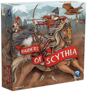 Raiders of Scythia - Roll2Learn