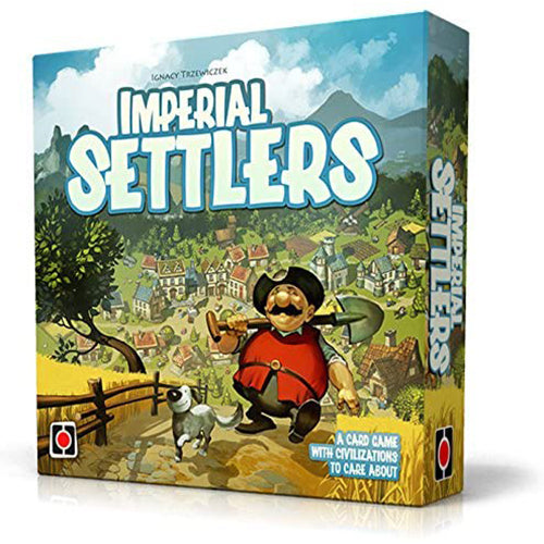 Imperial Settlers - Roll2Learn