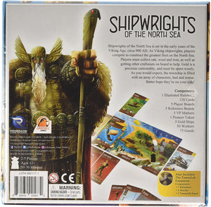 Shipwrights of the North Sea - Roll2Learn