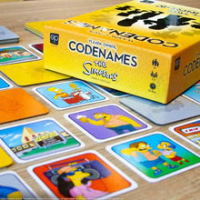 Load image into Gallery viewer, Codenames - The Simpsons - Roll2Learn