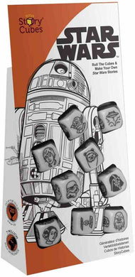 Rory's Story Cubes - Star Wars - Roll2Learn
