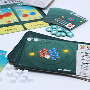 Subatomic - An Atom Building Game - Roll2Learn