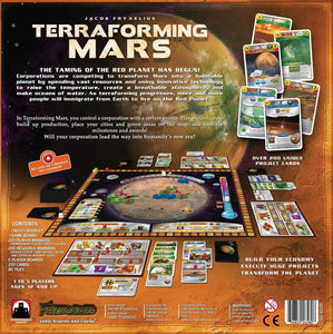 Terraforming Mars - Roll2Learn