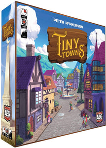 Tiny Towns - Roll2Learn